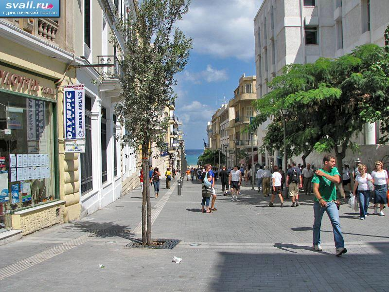 Ираклион (Heraklion), остров Крит, Греция.