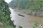 """Три ущелья"" (Three Gorges) в провинции Хубэй (Hubei), Китай."