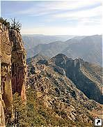 Медный Каньон (Copper Canyon), Мексика.