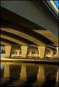 Under the Narrow Bridge, Perth, WA, Australia